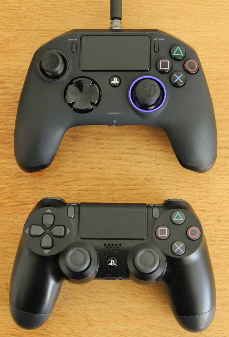 A gamer's guide to the galaxy: Nacon Revolution Pro controller review
