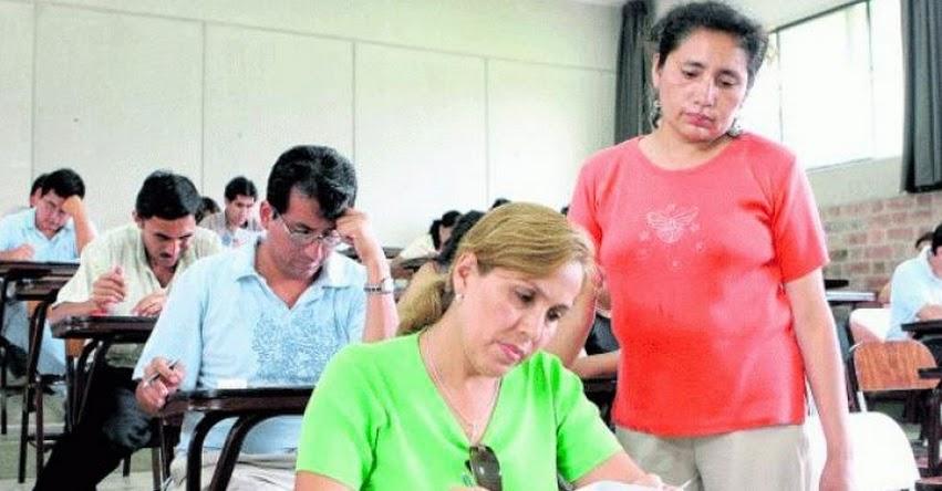 Solo 22 mil docentes pasaron a segunda etapa de concurso nacional para Nombramiento Docente - MINEDU - www.minedu.gob.pe