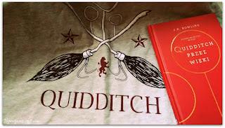 """174. """"Quidditch przez wieki"""" J. K. Rowling"""