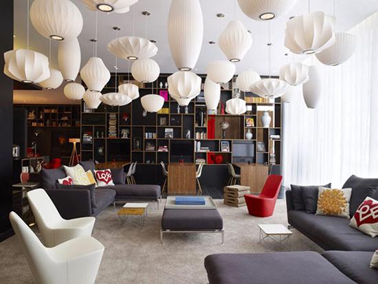 interior hotel minimalis