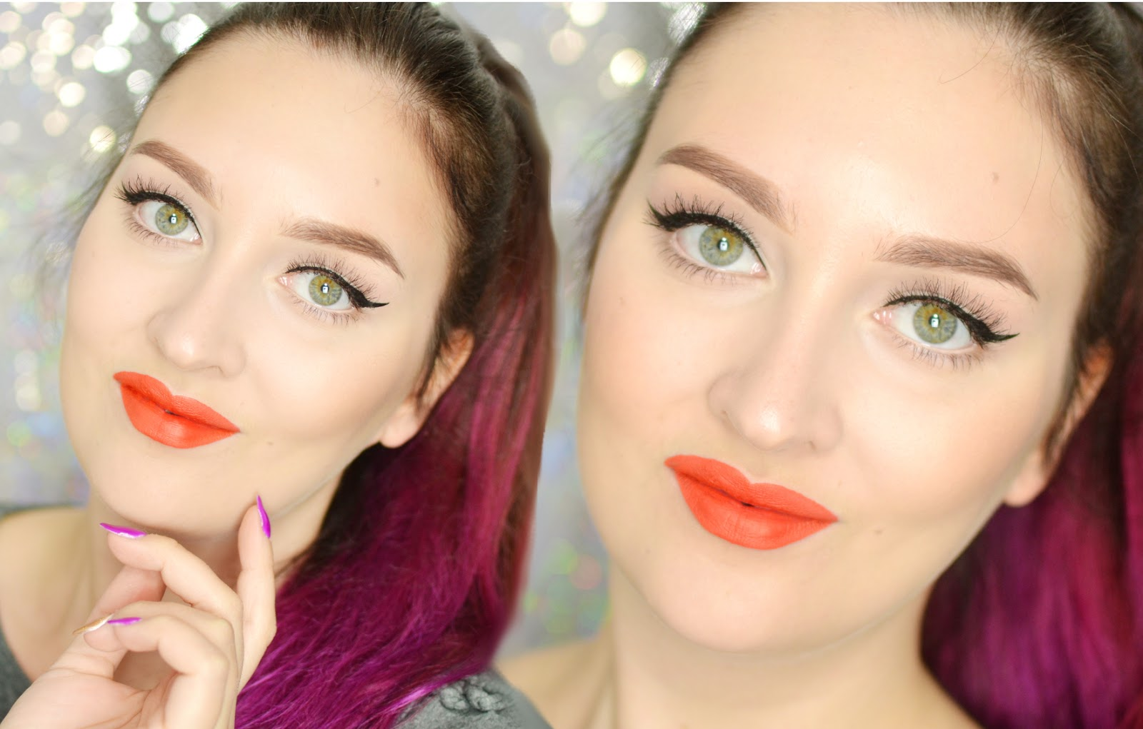 makijaż na jesień
