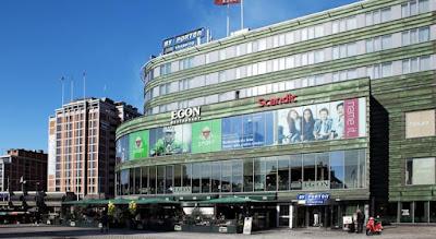 Los 5 centros comerciales más grandes de Oslo