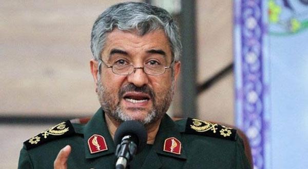 Mohammad Ali Jafari Komandan Garda Revolusi Iran