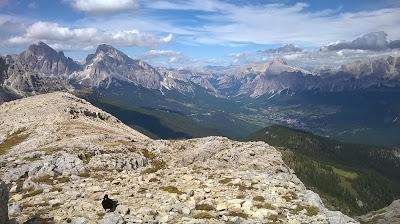 Uno dei paesaggi che si possono vedere in provincia di Belluno, fotografia di Eliana Santin.