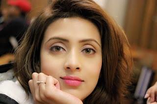 Bidya Sinha Saha Mim Cute Face
