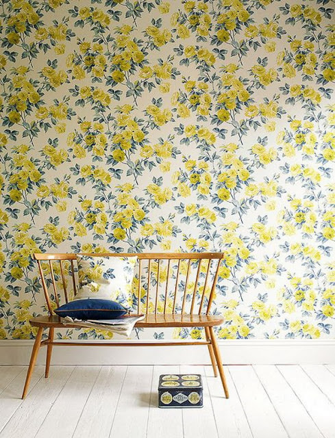 Ideas For Decorating With Wallpaper 1