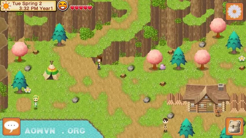 AowVN.org m%2B%25284%2529 - [ Offline ] Harvest Moon: Seeds of Memories | Huyền thoại game nông trại đã có trên Android & IOS
