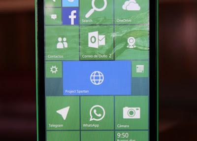 Microsoft Edge en Windows 10 Mobile (Video)
