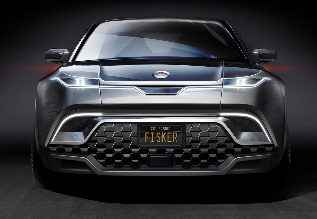 Fisker new  electric SUV
