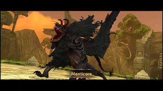 Nest Manticore