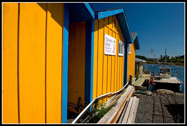 Nova Scotia; Corkum Island; Seafood; Mussels