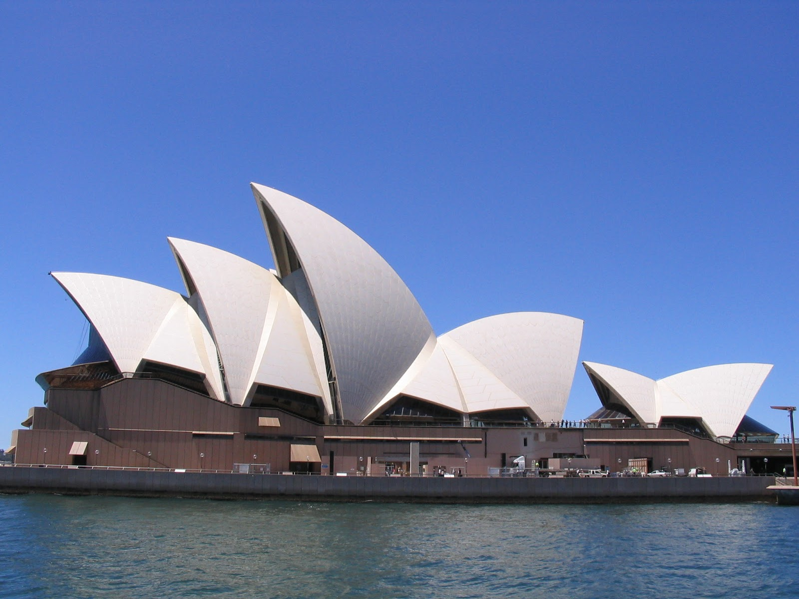 Civil snapshot opera house sydney for Sydney opera housse