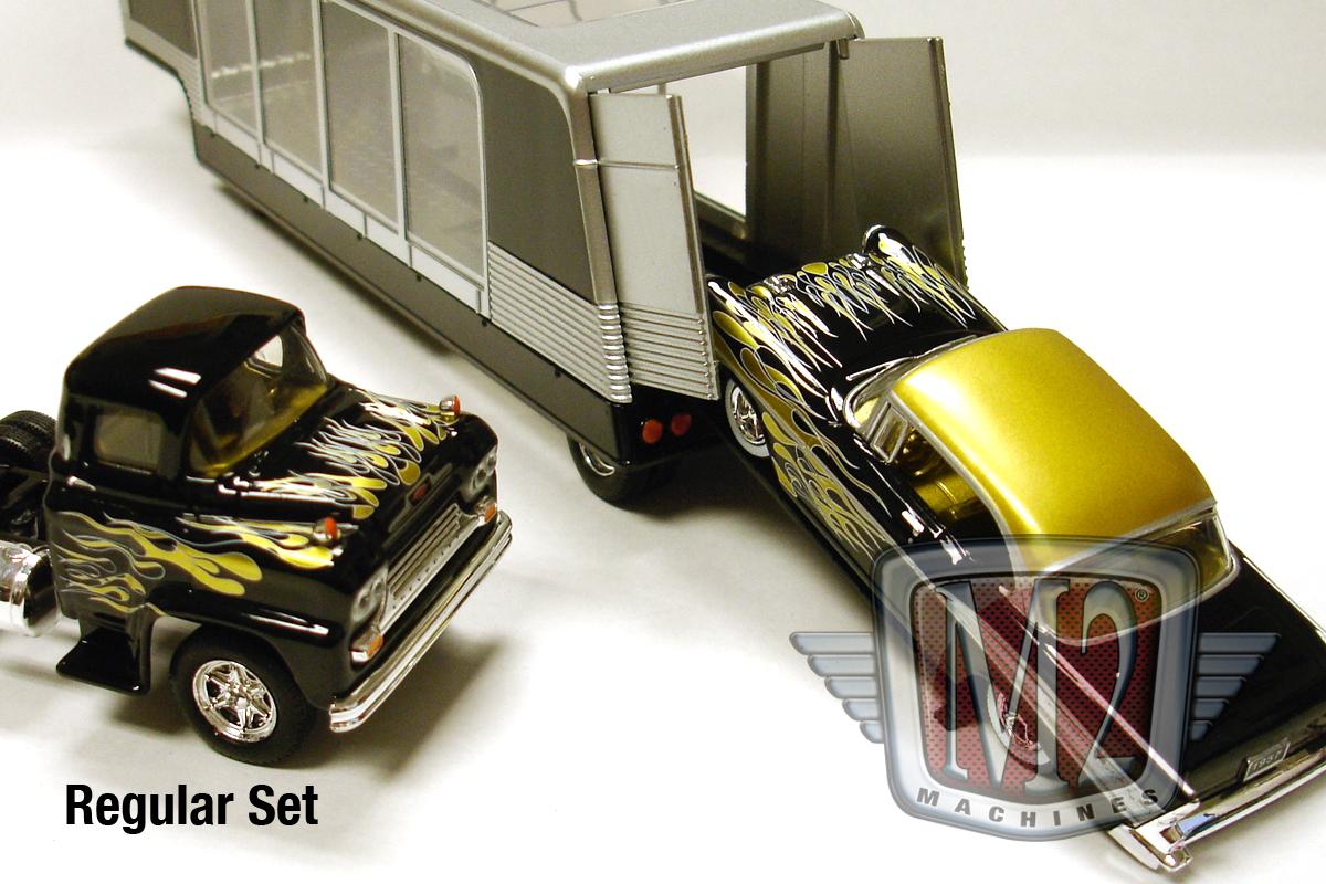 New Auto-Haulers Promo for Collectables Corner!!! | M2Machines