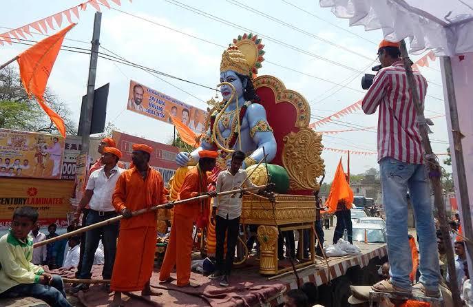 Ayodhya Ram Navami Festival