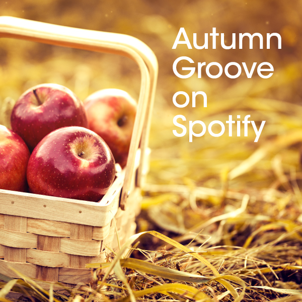 Autumn Groove spotify playlist contains music from the 1980s and 1990s