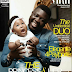 Seyi Law And Daughter Cover Latest Issue Of Media Room Hub Magazine