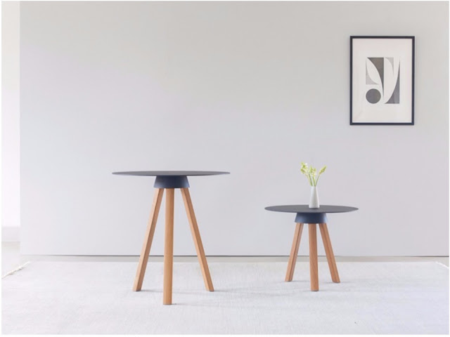 The Skirt table by NOMI