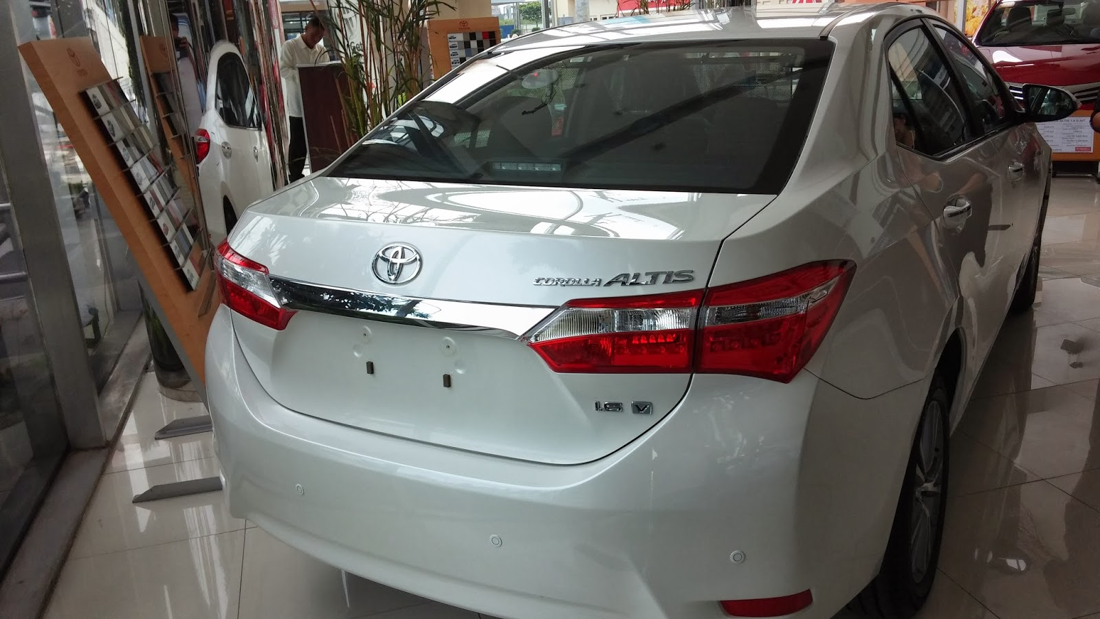 Brand New Toyota Altis Price Grand Avanza Biru All Corolla 2014 Lakbay Atbp