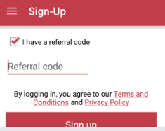 redbus referral code