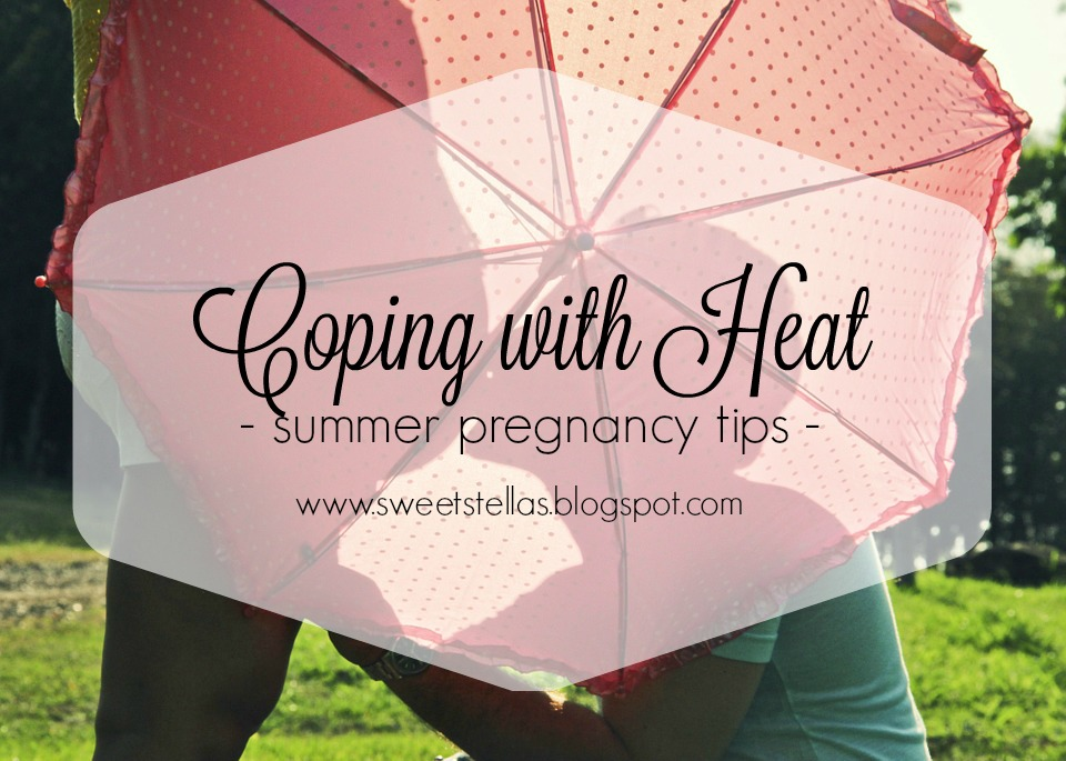 Sweet Stella's: Coping with Heat: Summer Pregnancy Tips