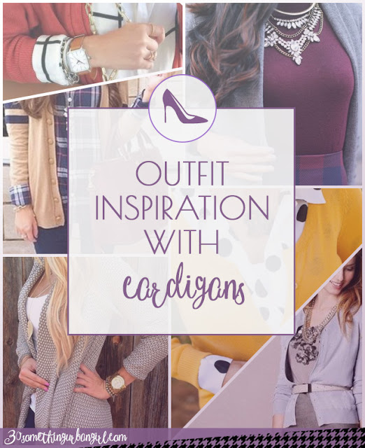 Outfit inspiration with cardigans and skirts or jeans for every seasonal color women