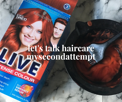 Let's Talk That Hair Routine