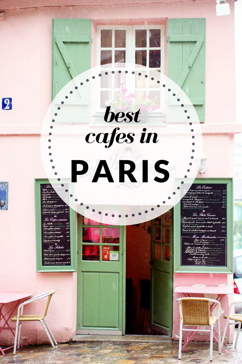 paris best breakfast lunch dinner drinks cafes