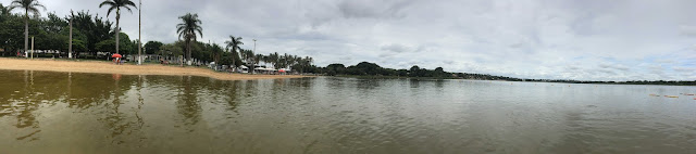 foto panoramica de lagoa da prata