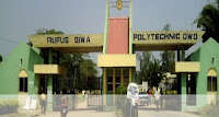 Rufus Giwa Polytechnic Matriculates 4,000 Applicants For 2016/2017 Academic Session