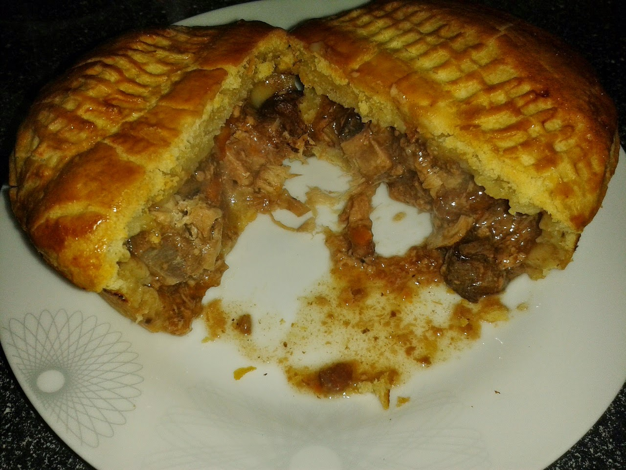 Roadkill Pie