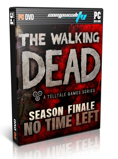 The Walking Dead Episodio 5 No Time Left PC Full Español