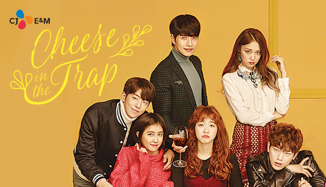 Cheese in the Trap Sub Indo