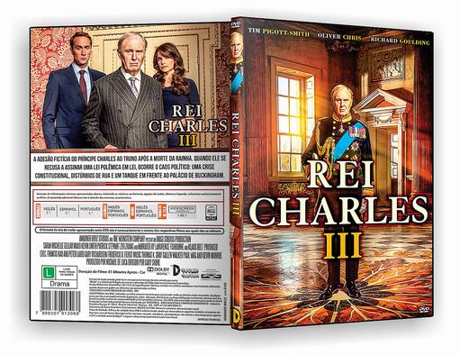 DVD – Rei Charles 3 – 2018 – ISO