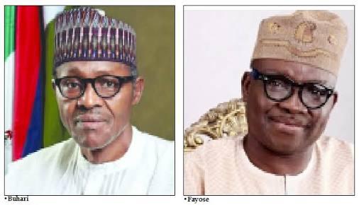 Fayose Writes President Buhari