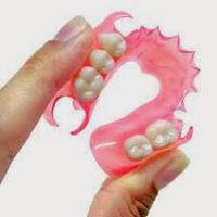 jamnagar dentist provide dental treatment of flexible valplast denture at jamnagar