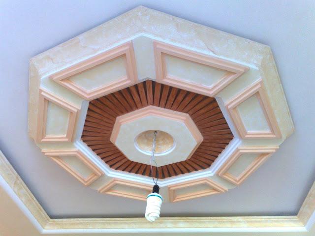 Maisons plafond décoration