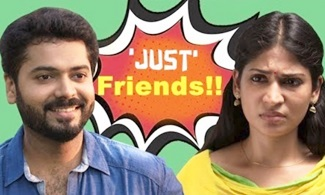 'Lets be JUST Friends' – Thiru to Anandhi | Naayagi