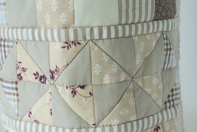 короб текстильный