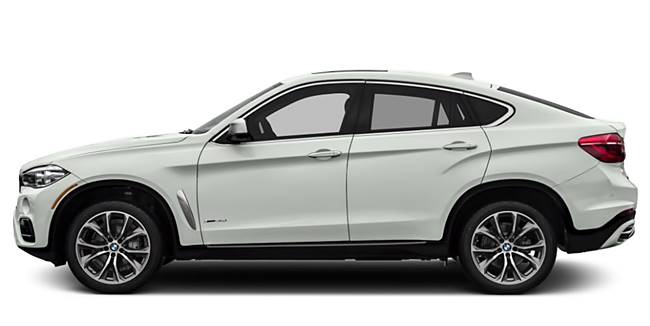 2017 BMW X6 Sports Activity Coupe Review