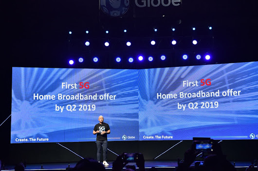Globe brings 5G technology to the Philippines - A Not So Secret Life