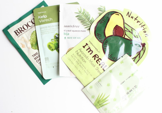 5 Sheet Masks to Feed Your Face