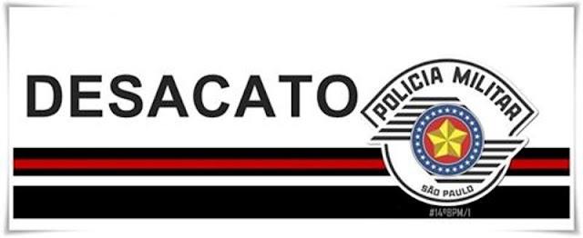 POLÍCIA MILITAR PRENDE HOMEM POR DESACATO EM ILHA COMPRIDA