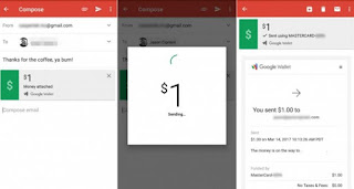How to Send and Request Money Through Gmail App on Android