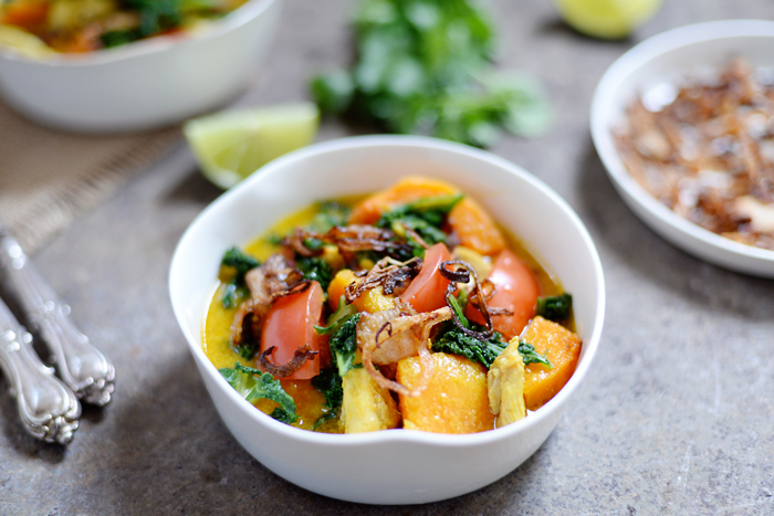 Maria S Kitchen Fish Curry