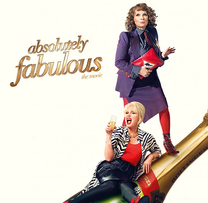 #AbFabMovie 7/22/2016 #ad Absolutely Fabulous The Movie