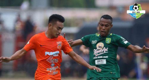 Hasil Skor Borneo FC vs Persebaya Surabaya 2-2 Liga 1 2018