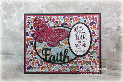 Our DailyBread Designs Stamp sets: Boho Faith, Our Daily Bread Designs Beautiful Boho Paper Collection, Our Daily Bread Designs Custom Dies Boho Background, Ovals, Stitched Ovals, Faith, Hope & Love, Fancy Fritillary
