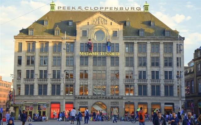 Museus em Amsterdã em março