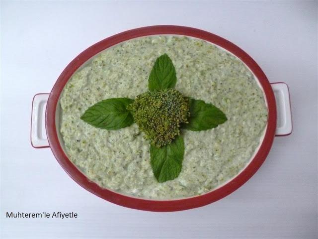 brokoli tarifleri