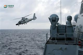 Maniobras combinadas de la Flota del Norte